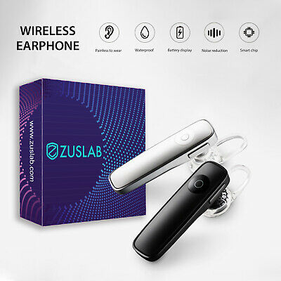Sweatproof Wireless Bluetooth Earphones Headphones Sport Gym for Samsung iPhone
