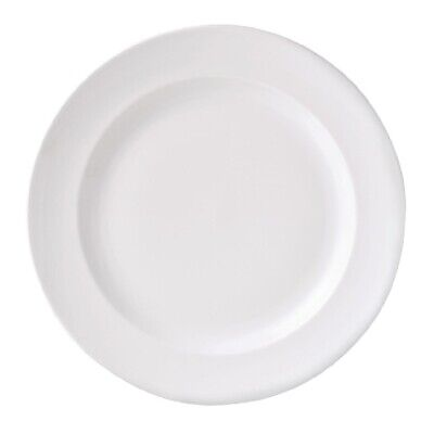 Steelite Monaco White Vogue Plates 270mm (Set of 24) [V6900]