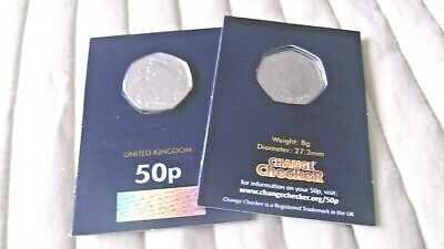The Gruffalo & Mouse - Bu 50P Fifty Pence Coin In Sealed Unit  - 2019 Uk Bu Coin