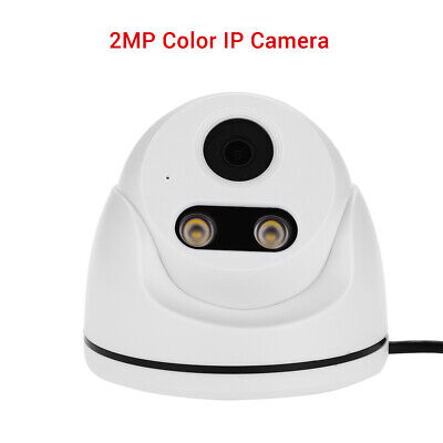 HD 1080P IP Camera Security 3.6mm Smart Network Full Color Night Vision Home P2P