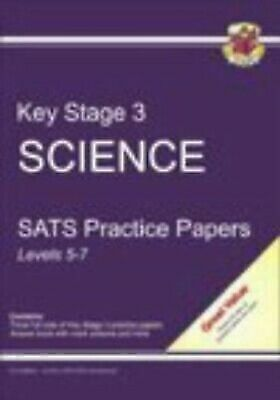 Ks3 Science Sats Practice Papers by CGP Books