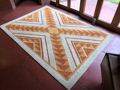 THE SHINING original prop: Carpet from The Overlook Hotel's Colorado Lounge