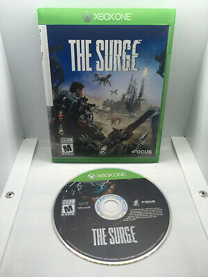 The Surge - Complete - Excellent Condition - Xbox One