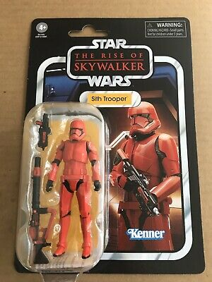 Star Wars Vintage Collection SITH TROOPER The Rise of Skywalker Figure VC162