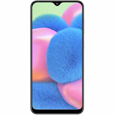 "Samsung Galaxy A30S (64GB, 4GB) 6.4"" Dual SIM GSM Unlocked Black / Blue / White"
