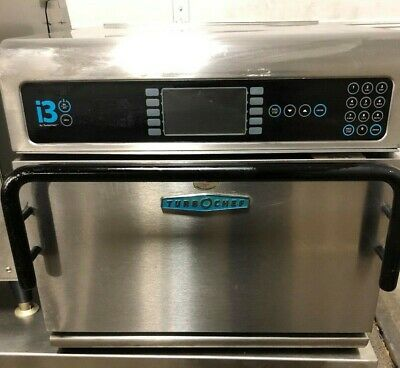 TurboChef i3 High-Speed Accelerated Cooking Countertop Oven WORKS GREAT!
