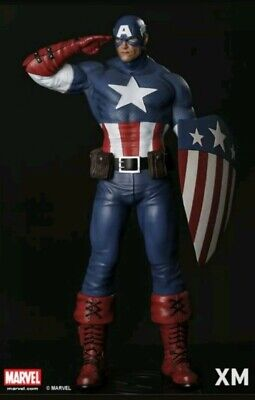 XM studios Captain America Sentinel of Liberty Marvel statue Limited to 750