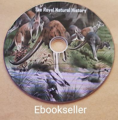 kindle /& epub format on Disc The royal natural history ebooks animals in pdf