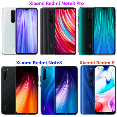 Xiaomi Redmi Note 8/ 8Pro 64/128GB 4G Smartphone Octa Core 2*SIM Global Version