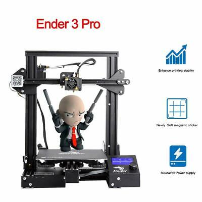 Creality Ender 3 Pro High Precision 3D Printer DIY Resume Printing 220x220x250mm