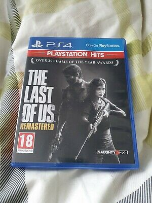 The Last of Us Remastered - PlayStation Hits (PS4, 2018)