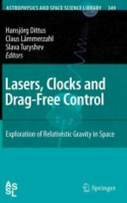Lasers, Clocks and Drag-Free Control : Exploration of Relativistic Gravity in Sp