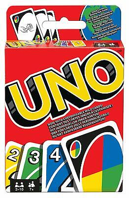Brand NEW UNO Classic Card Game FREE FAST POSTAGE Fast delivery