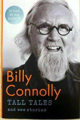 SIGNED* Tall Tales and Wee Stories, Billy Connolly, First Edition