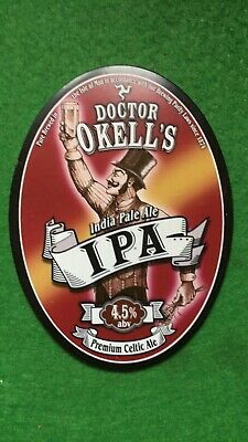 Green King St Edmund/'s Beer Pump Clip Breweriana Brand New Free Fast P+P