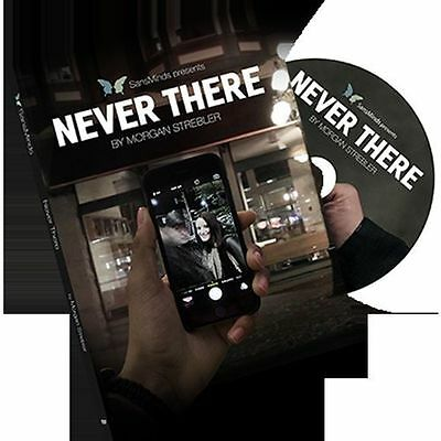 Never There by Morgan Strebler and SansMinds - Magic Tricks