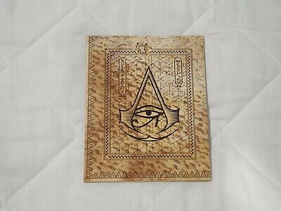 **BRAND NEW Assassins Creed Origins Map Poster - Collectors Edition**