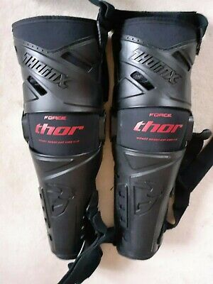 Thor Force knee protectors size S-M