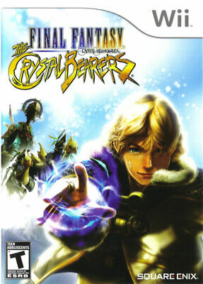 Final Fantasy: The Crystal Bearers - Nintendo Wii Game