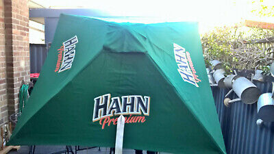 Beer umbrella - pub quality item - new old stock - great for BBQ area