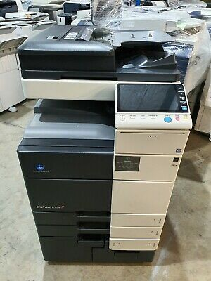 Konica Minolta Bizhub C754 Colour Copy,Network Print,Scan to e-mail,Duplex,USB