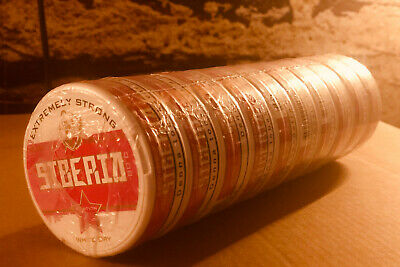 Odens Siberia Extremely Strong (10 Dosen) Kautabak Chewing Bags Snus
