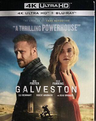 Galveston (4K UHD And Blu-Ray)