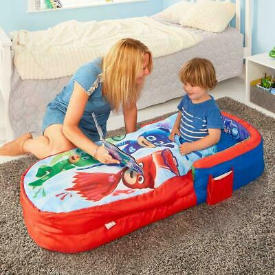 PJ Masks My First Toddler Readybed airbed and sleeping bag in one