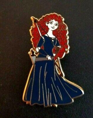 Disney Pin 89485 Brave - Princess Merida 2012