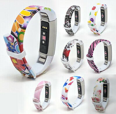 For Fitbit Alta, HR, Ace Strap Replacement Silicone Sports in Small/Large White