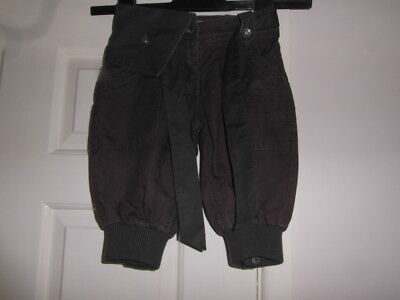 Fatface used a size 4 yrs and Brown in colour crop trousers with Linen