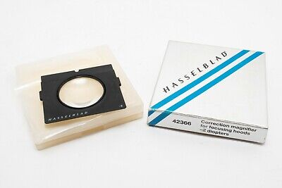 Hasselblad 42366 Correction Magnifier for Focusing Hoods -2 Diopters