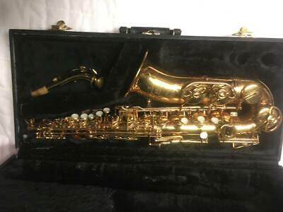 Evette - Buffet Crampon  Alto Saxophone Hard Case - Very Good Condition