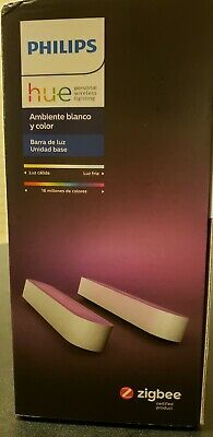 Philips Hue Play White & Color Ambiance LED Light - White (2-Pack)