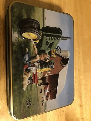 Smith & Wesson, Zolan limited edition John Deere Tin.  No Knife Tin Only.