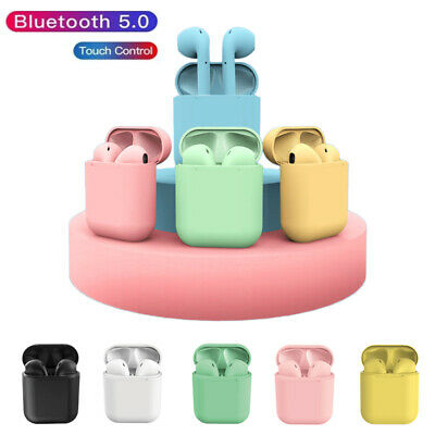 NEW i12 TWS Bluetooth 5.0 Headset Wireless Earbuds Headets earphones