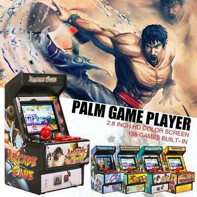 Handheld Game Classic Retro Game Console 16 Bit Console Street Fighter Arcade