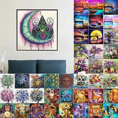 Full 5D Diamond Painting Diamant Stickerei Malerei Bilder DIY Stickpackung Deko