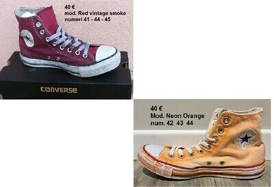 Converse All Star Limited Edition Nuove