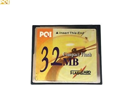 SanDisk Ultra 32MB Compact Flash Memory CF Card industrial Speed Up To MB /s