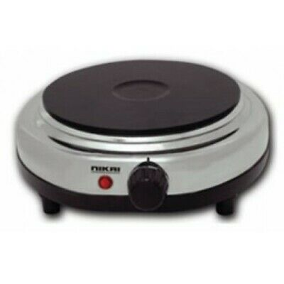 Portable 1500W Electric Hot Plate Cooking Hob ¦ Cooker Hotplate Stove Stainless