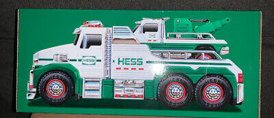 2019 Hess Rescue Team Toy Truck In Sealed Original Box Both Trucks Action Sounds