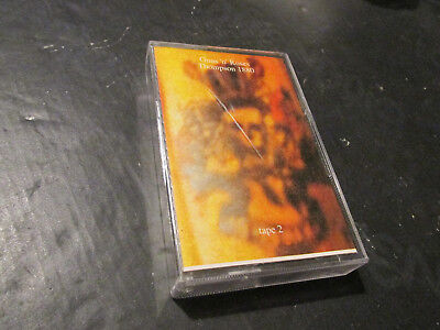 Mc Cassette Guns'N'Roses - Thompson 1880 Recorded Live Tour 1992