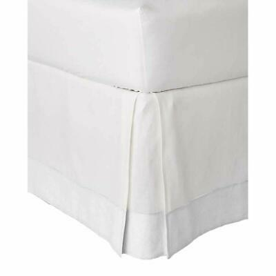 BED SKIRT BEIGE SOLID SELECT DROP LENGTH ALL US SIZE 1000 TC EGYPTIAN COTTON