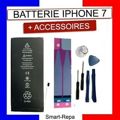 Batterie  100% Neuve Pour Iphone 7 + Adhesif + Outils Offert