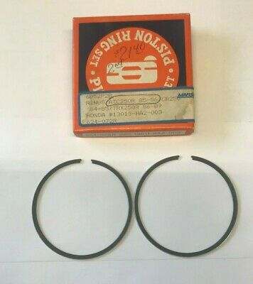Sudco Piston Ring Set 624-072R .50  13011-HA2-003