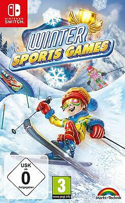 Winter Sports Games Switch Retail Rare NEW