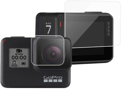 Tempered Glass Screen Protector Camera Protector For GoPro Hero 8 7 6 5