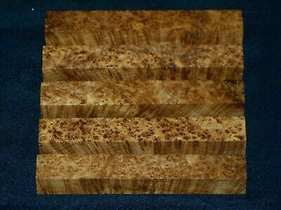 Aaaaa Black Ash Burl Pen Blanks #0290