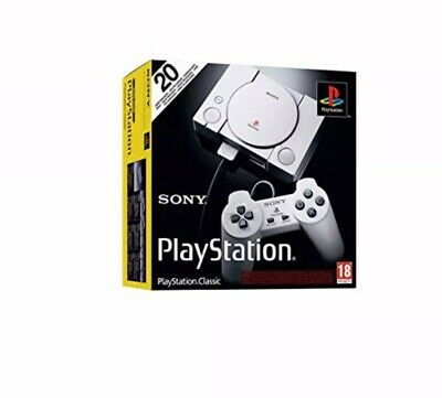 Sony PlayStation Classic Mini Console NEW